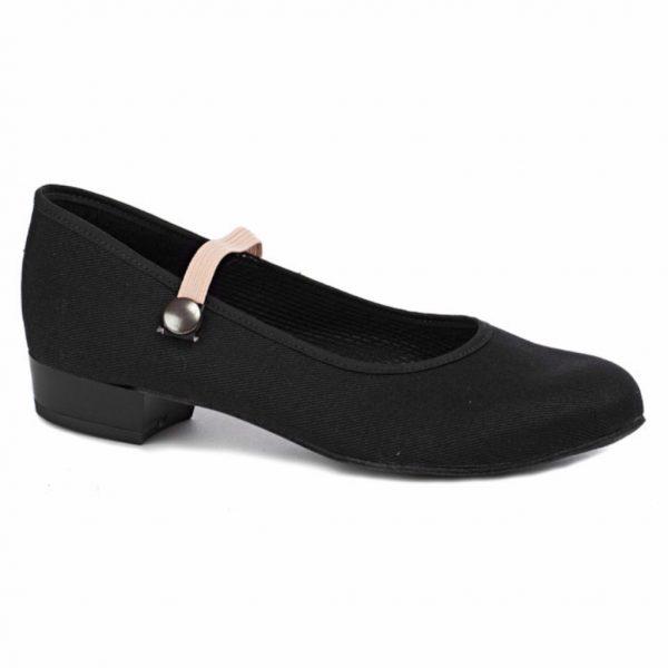 freed character shoe royal academy of dance low heel
