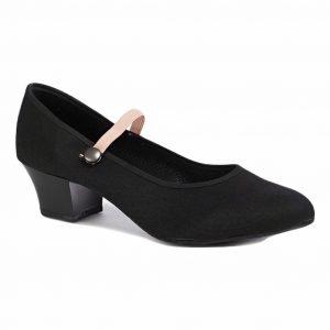 freed character shoe royal academy of dance cuban heel