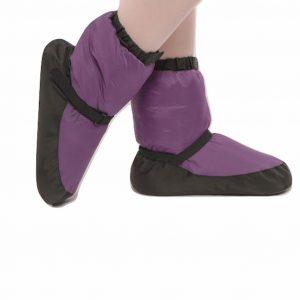 warm up boots ballet