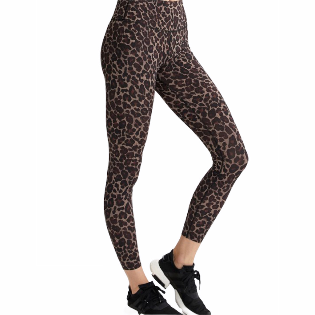 Luna Legging Varley Tort Leopard