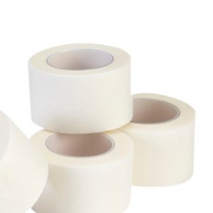 Micropore tape tendu pointe shoe protection toes