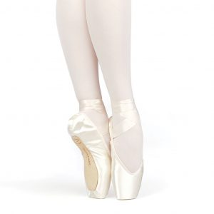 Russian Pointe Brava pointe shoes