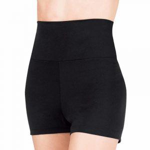 high waiste shorts capezio