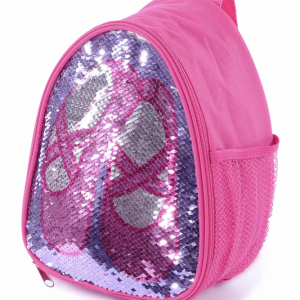 Reversible Glitter Backpack