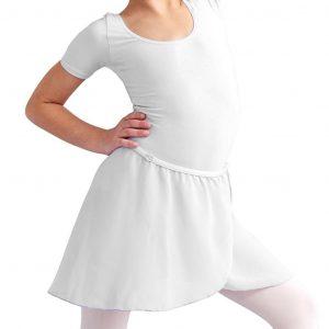 Kids Chiffon Wrap Skirt capezio
