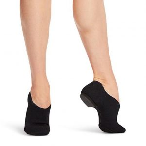 capezio_pure_knit_jazz_shoe_black_001
