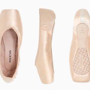 capezio phoenix pointe shoes