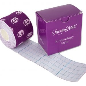 kinesiology tape russian pointe