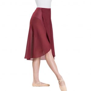 plume teaching skirt with tie
