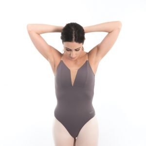 Bolshoi Stars Leotard with Straps and Lining Woman Grishko