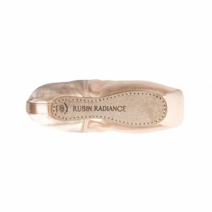 Russian Pointe Rubin Radiance pointe shoes