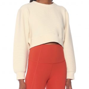 Albata Cropped Sweater Varley