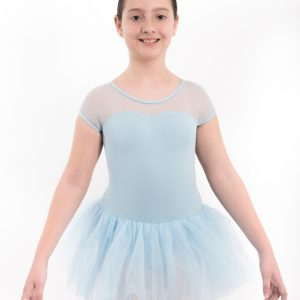 Keyhold Tutu Dress Capezio