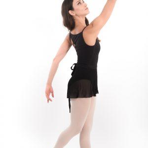 Tactel Wrap Woman Skirt