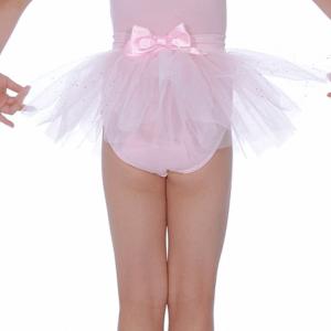 Tutu Kids Skirt With Bow capezio