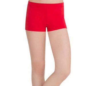 Capezio Boy cut low rise shorts