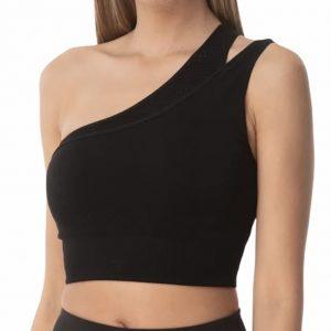 One shoulder bra superstacy