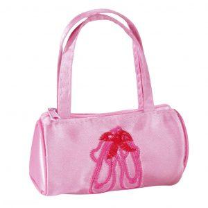ballet shoe purse