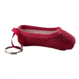 so danca mini pointe shoe glitter