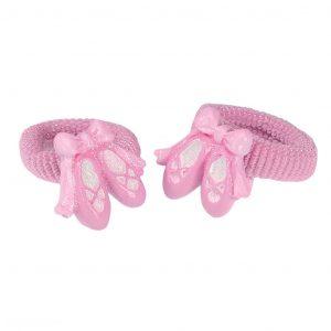 ballet shoe hair trend