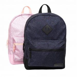 shimmer backpack capezio
