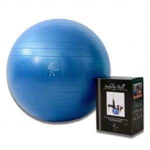 stability ball tendu