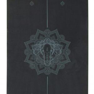 Yoga Mat Suede Gold 6mm TPE 1