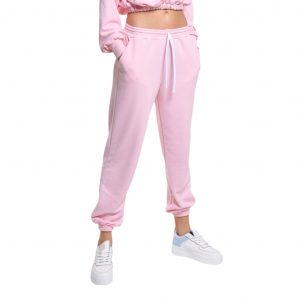 wanderlust classic sweat pants pink