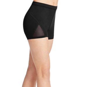 tech shorts capezio