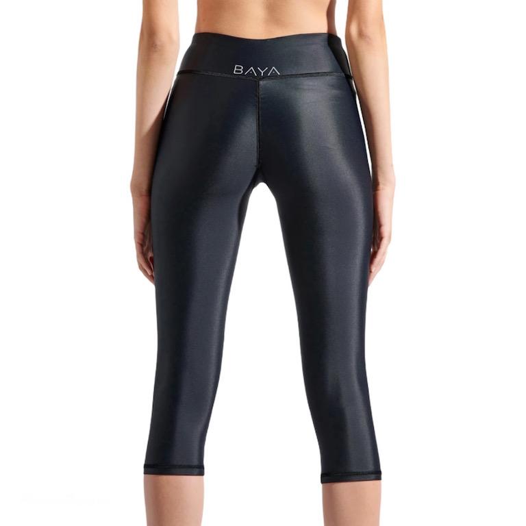 Crop leggings baya black