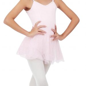 capezio double layer skirt2
