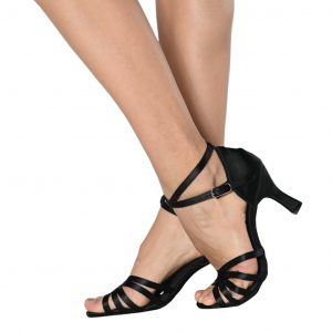 dansez vous latin shoes luccia black