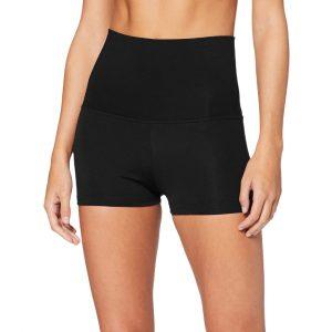fold over shorts capezio