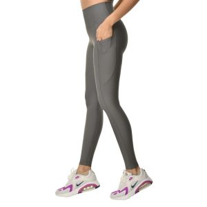 grey leggings high wasted super stacy
