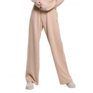 wanderlust classic bell pants beige