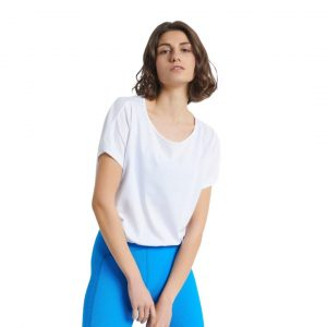 baya top with elastic hem